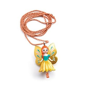 Djeco Ketting Lovely Charm | Vlinder