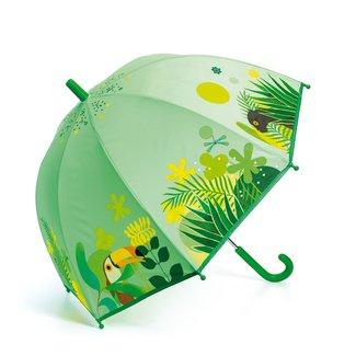Djeco Paraplu | Tropical Jungle