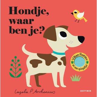 Gottmer Kinderboek   Hondje, waar ben je?