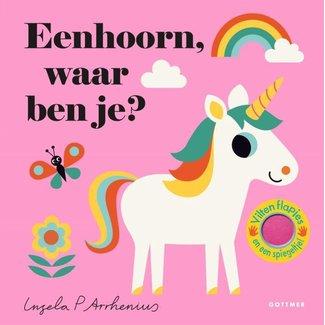 Gottmer Kinderboek | Eenhoorn, waar ben je?
