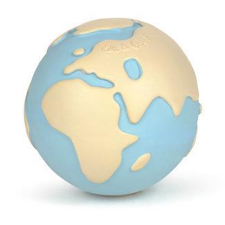 Oli & Carol Badspeeltje Wereldbol | Earthy The World Ball