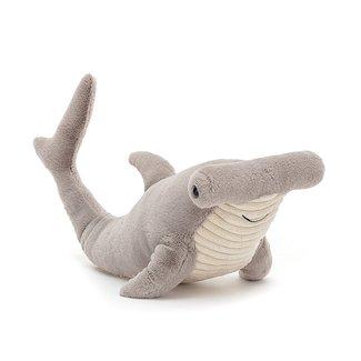 Jellycat Knuffel Haai | Harley Hammerhead Shark