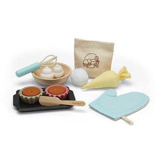Plan Toys Cupcake Set