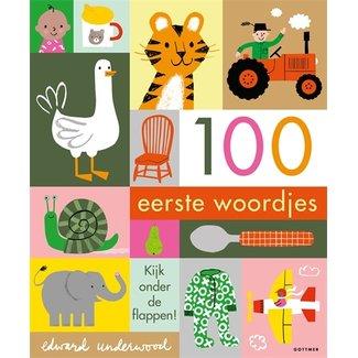 Gottmer Kinderboek Underwood | 100 Eerste Woordjes