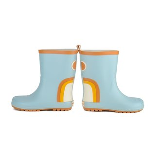Grech & Co. Regenlaars Rainbow | Light Blue