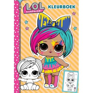 Gottmer Kleurboek | L.O.L. Suprise!