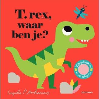 Gottmer Kinderboek | T-rex, waar ben je?