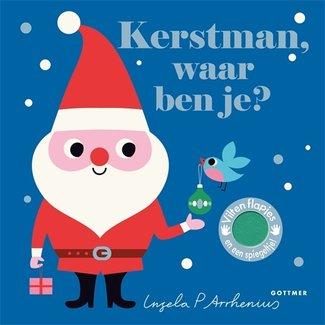 Gottmer Kinderboek | Kerstman, waar ben je?