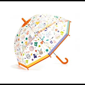 Djeco Paraplu | Faces