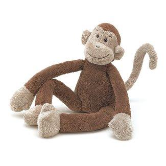 Jellycat Knuffel Aap Slackajack Monkey | Small