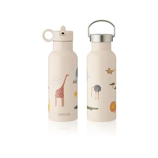 Liewood Drinkfles Neo Water Bottle | Safari Sandy Mix