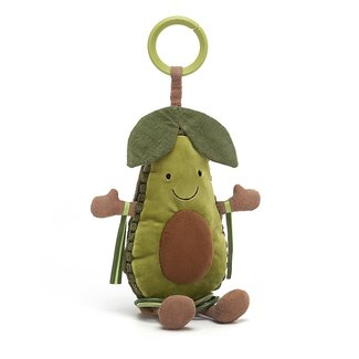 Jellycat Amuseable Avocado Activity Toy