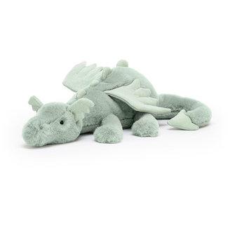 Jellycat Knuffel Sage Dragon