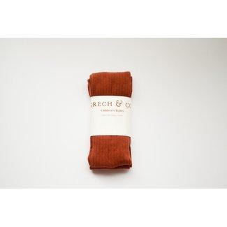 Grech & Co. Maillot Biologisch Katoen | Rust