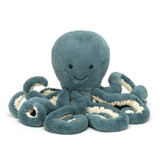 Jellycat Knuffel | Medium - Storm Octopus