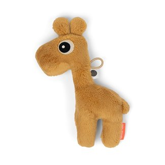 Done by Deer Rammelaar Tiny Sensory Rattle | Raffi Mustard
