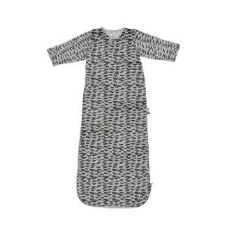 Snoozebaby Slaapzak Lange Mouwen (T.O.G. 2.0) - 9 - 24 mnd | Frost Grey