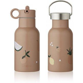 Liewood Drinkfles Anker Water Bottle | Fruit Pale Tuscany