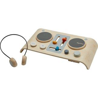 Plan Toys DJ Mixer Set