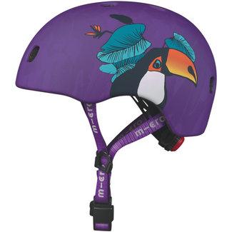 Micro Step Helm Deluxe Toucan | Maat S