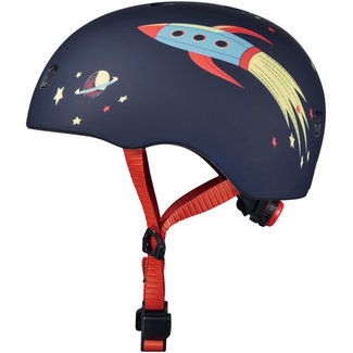 Micro Step Helm Deluxe Raket | Maat S
