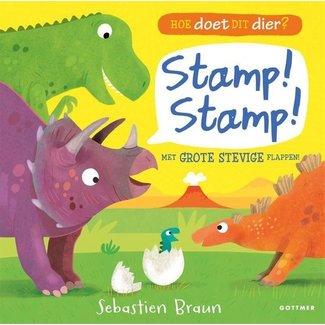 Gottmer Kinderboek | Hoe doet dit dier? Stamp! Stamp!