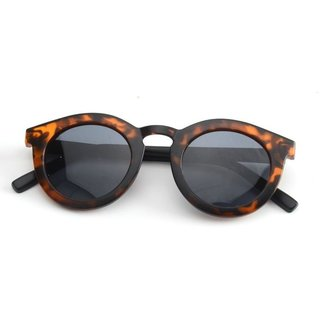 Grech & Co. Zonnebril Adult Gerecycled Plastic   Polarized Solid Tortoise