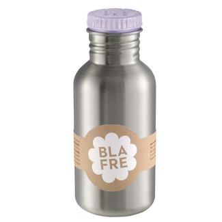 Blafre Stalen drinkfles 500ml | Lila