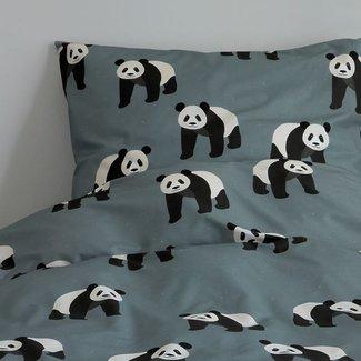 Studio Ditte Dekbedovertrek Panda | 140 x 200 cm