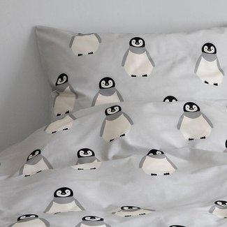 Studio Ditte Dekbedovertrek Pinguïn | 140 x 200 cm