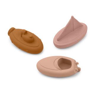 Liewood Troels Badspeelgoed 3-pack | Rose Multi Mix
