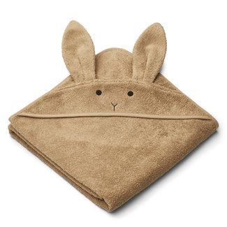 Liewood Handdoek met Capuchon - Augusta | Rabbit Oat