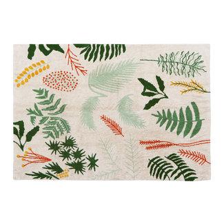 Lorena Canals Botanic Plants | Vloerkleed 170 x 240 cm