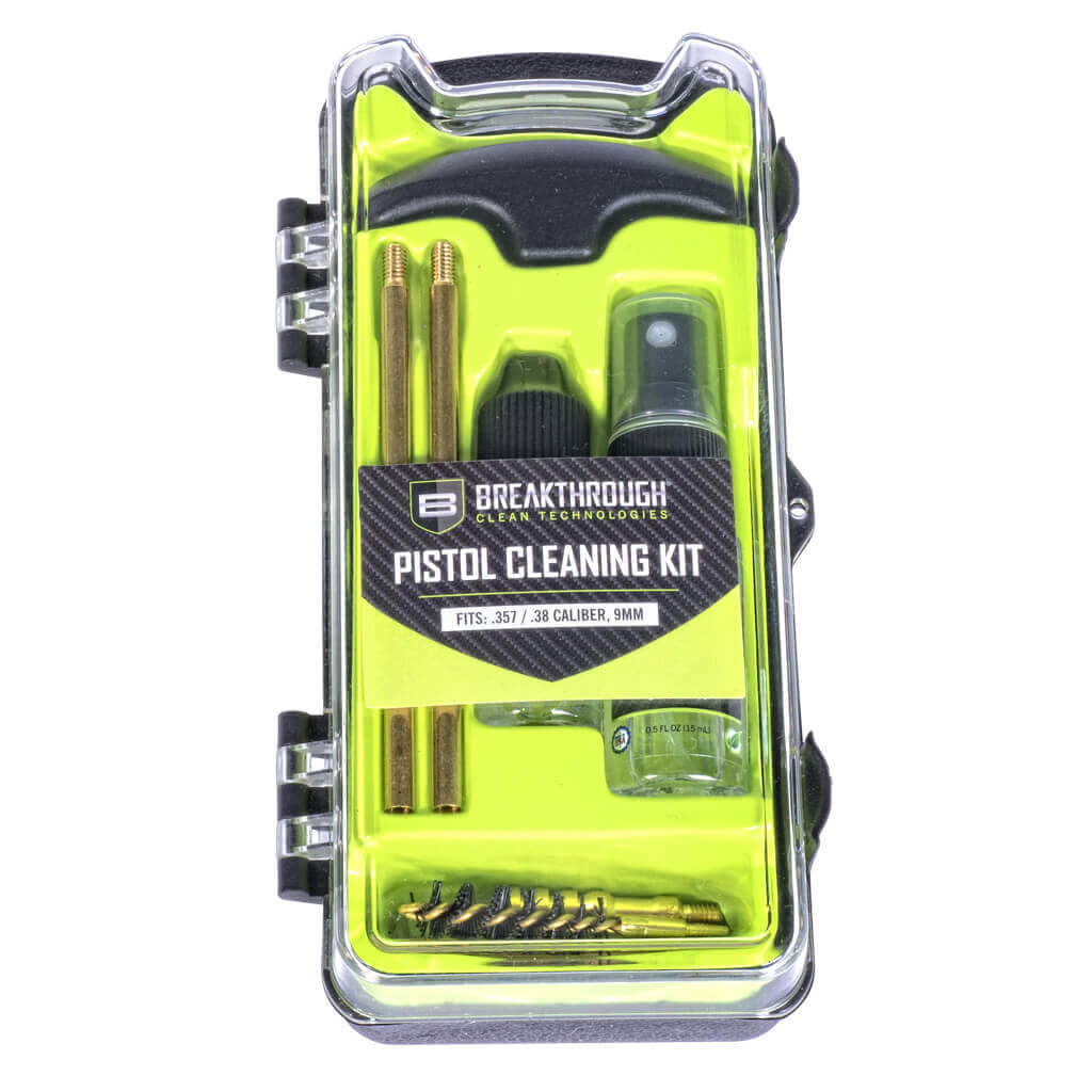 Pistol Cleaning Kit- 9mm