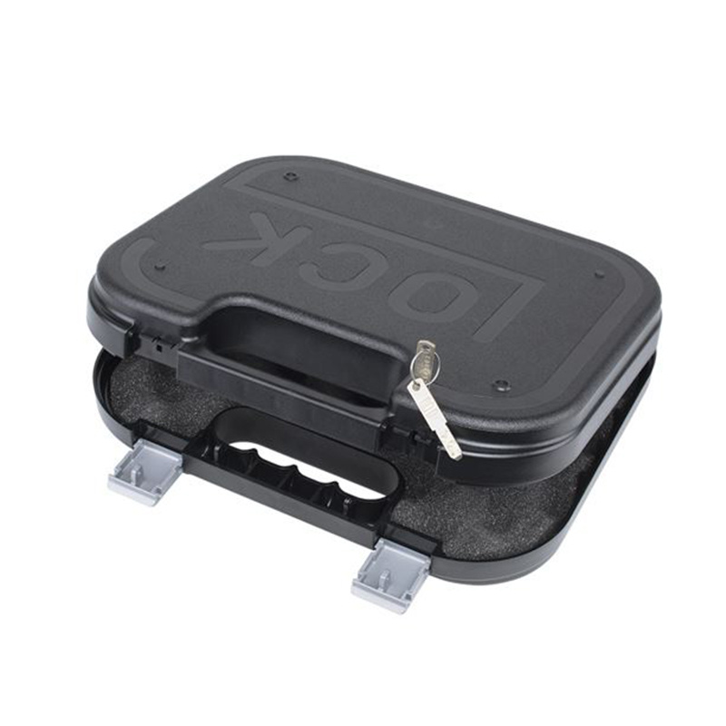 Glock lockable Pistol Case