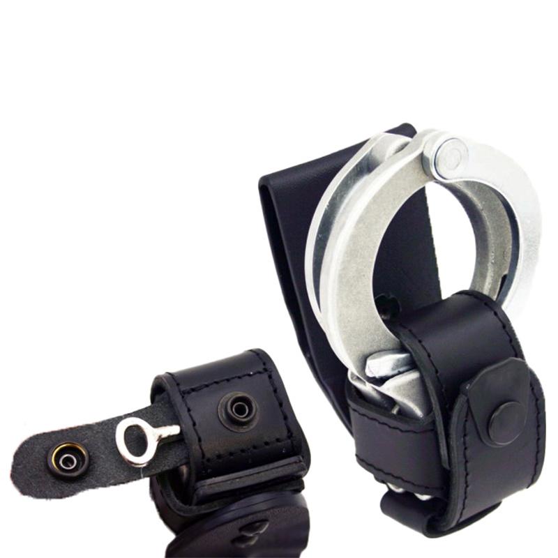 Handcuff pouch Open