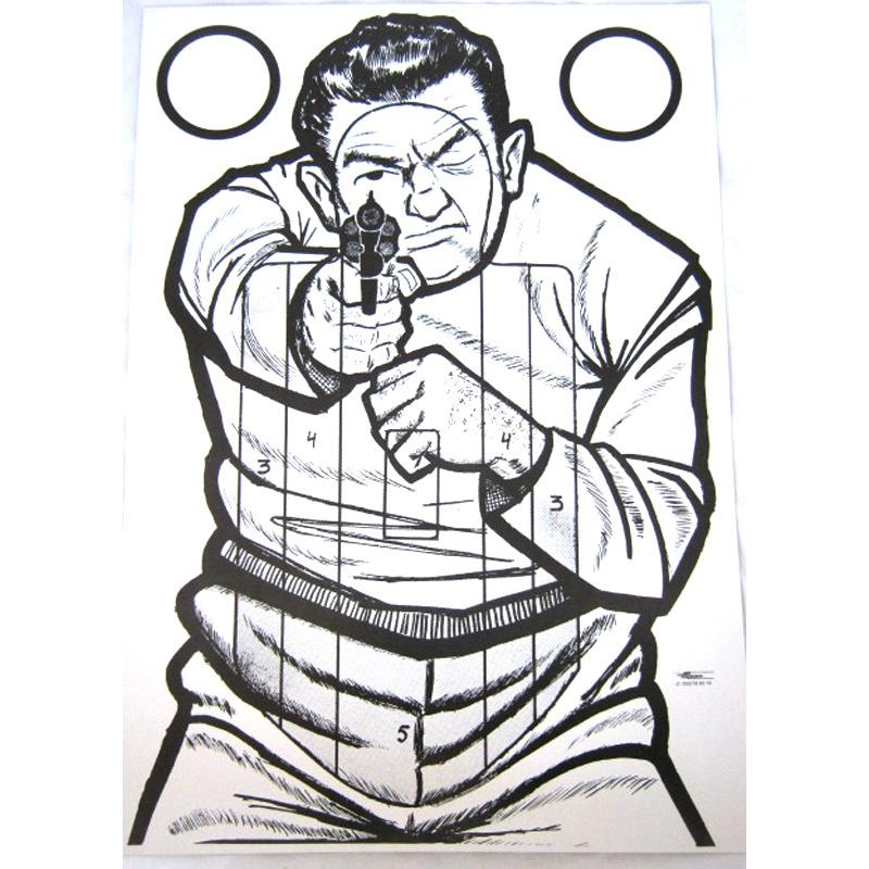 Shooting Target FBI