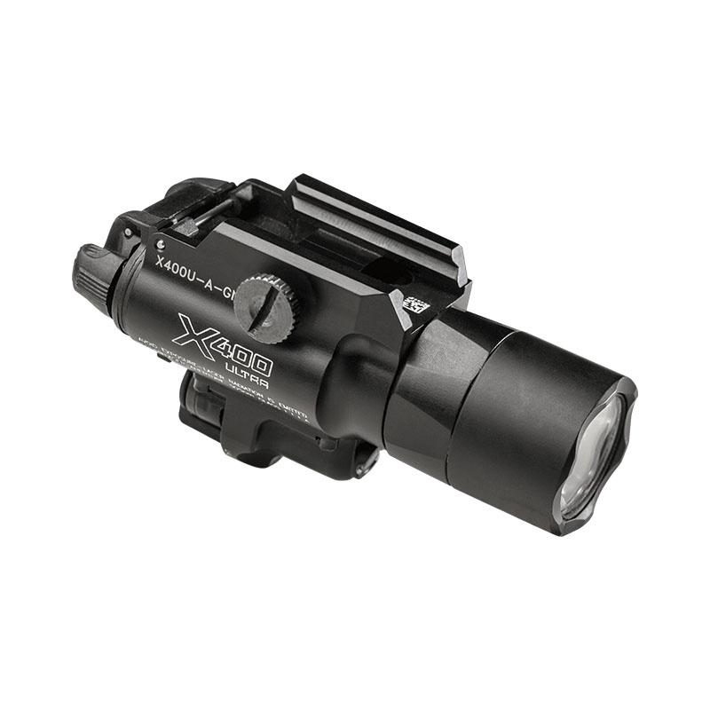 Surefire X400 Ultra (red/Green Laser)