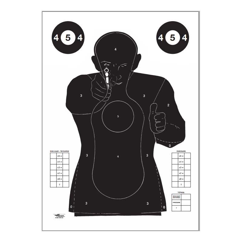 Shooting Target SASIA