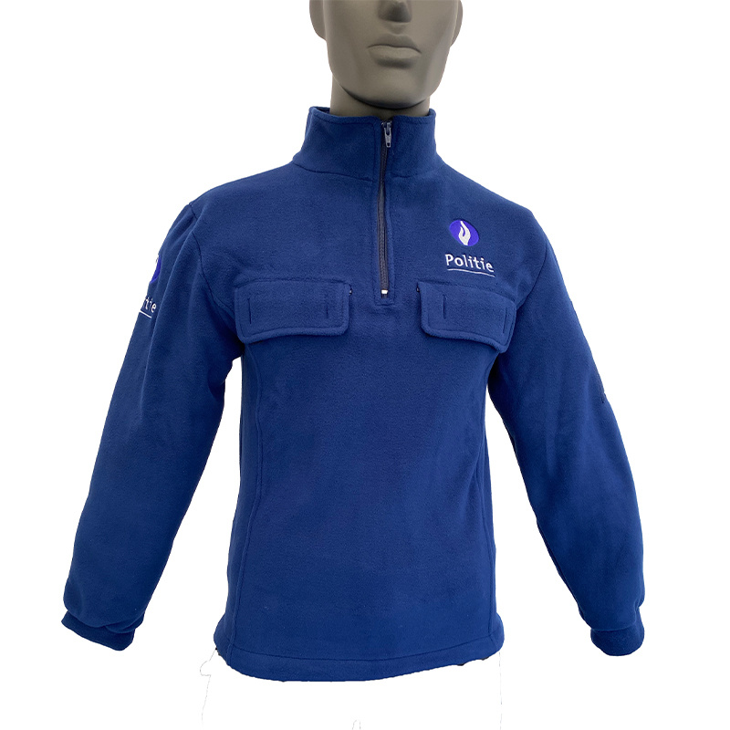 Uniform Fleece (1/4 rits)