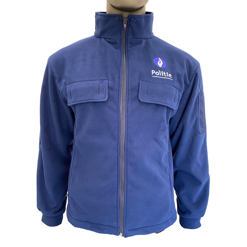 Uniform Fleece ( rits)