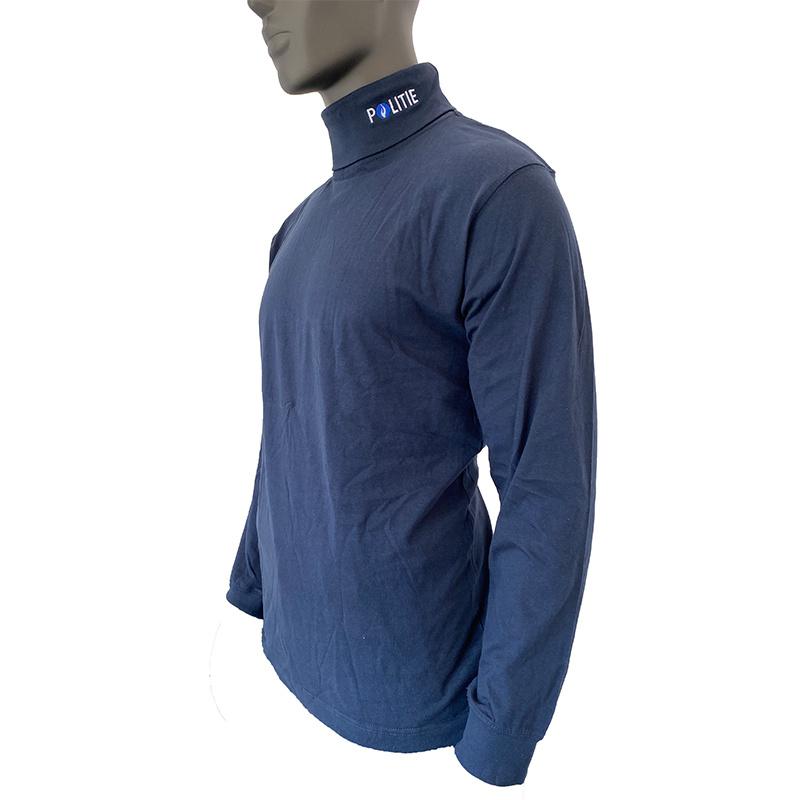 Uniform souspull rolkraag
