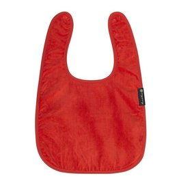 Mum2Mum Plus Range Back Standard Opening Feeding Apron Red