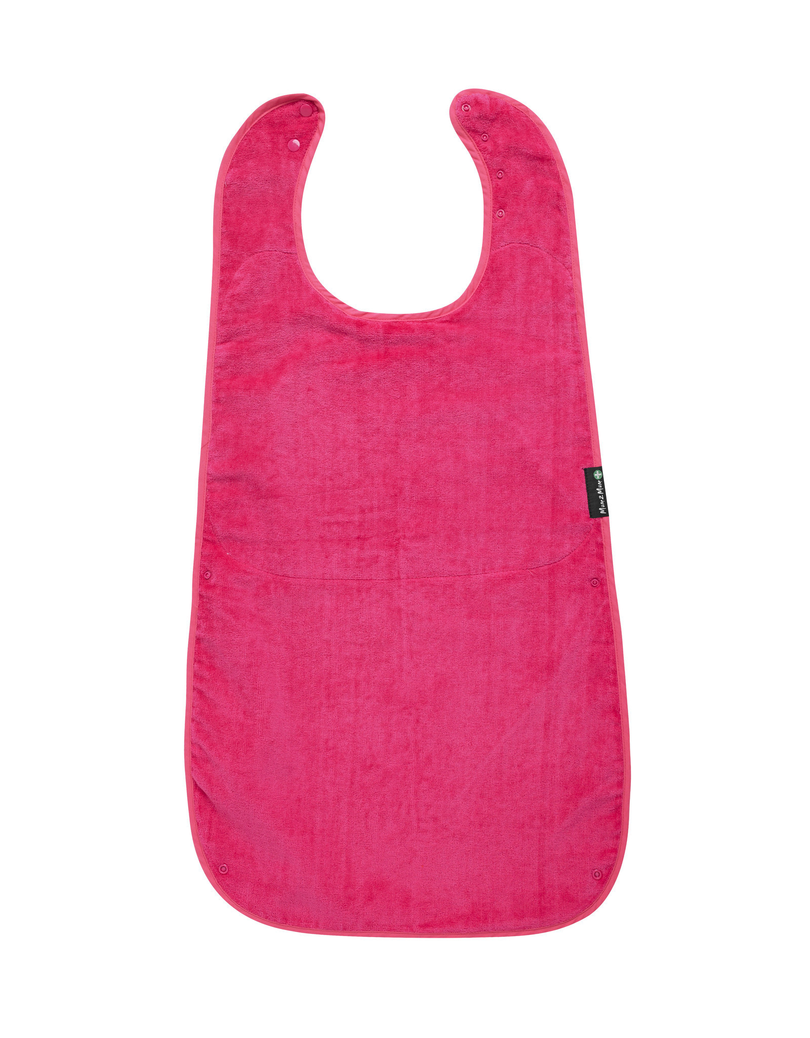 Mum2Mum Mum2Mum Plus Range Supersized Feeding Apron Cerise