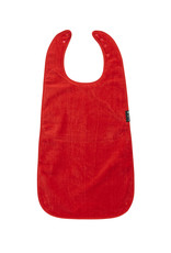 Mum2Mum Mum2Mum Plus range supersized feeding apron red