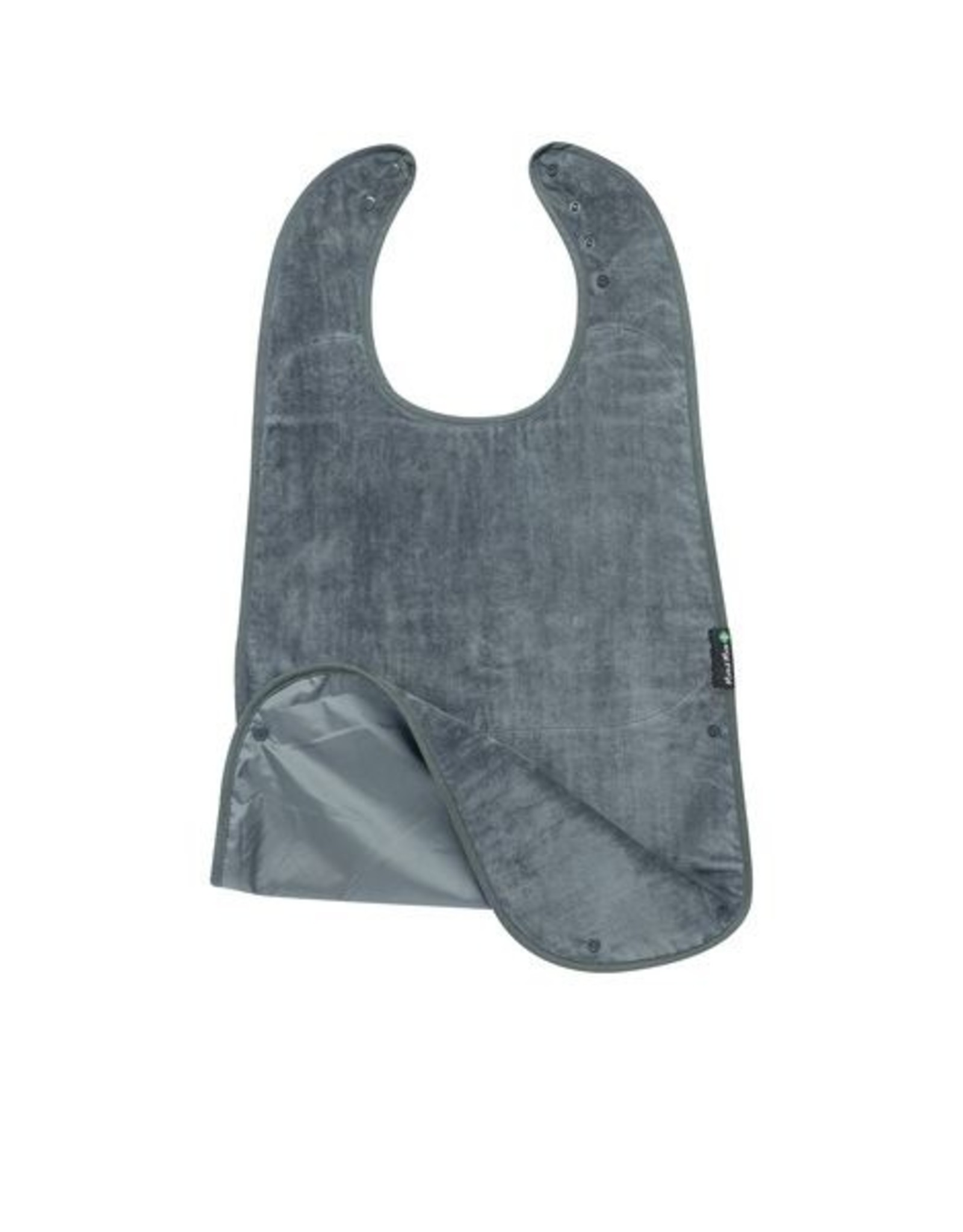 Mum2Mum Mum2Mum Plus Range Supersized Feeding Apron Grey
