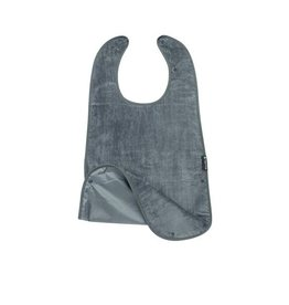Mum2Mum Plus Range Supersized Feeding Apron Grey