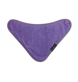 Mum2Mum Bandana Bib Purple 6 stuks