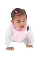 Mum2Mum Mum2Mum Bandana Bib Baby Pink 6 pieces