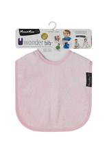 Mum2Mum Mum2Mum Standard Bib Baby Pink 6 pieces